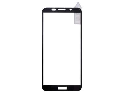 Стъклен Протектор RURIHAI 2.5D за Huawei Y5p (2020), Черен