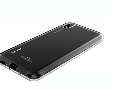 Силиконов гръб Jelly Mercury за Huawei Y5 2019, Прозрачен