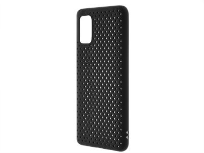 Силиконов Гръб Breath за Samsung Galaxy A41, Черен