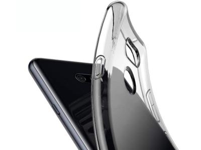 Силиконов гръб Ultra Slim 1mm за LG K40s, Прозрачен