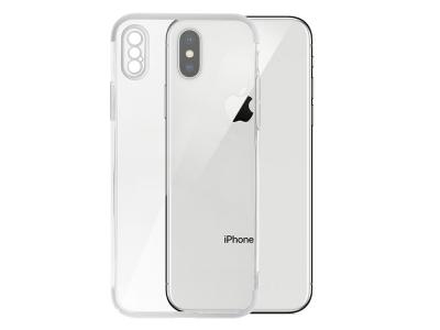 Пластмасов гръб PC29 за iPhone X / Xs, Бял