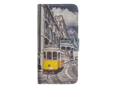 Калъф Тефтер за Samsung Galxy S7 (G930), Градски улици