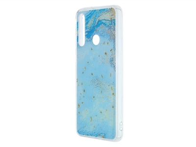 Силиконов Гръб Marble за  Huawei Y6p, Design 3