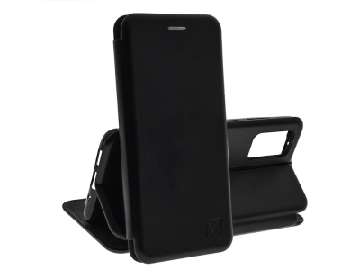 Калъф Тефтер ELEGANCE за Samsung Galaxy S20 Plus/S11, Черен