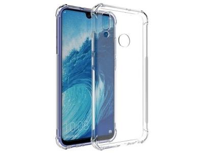 Силиконов Гръб Drop-resistant за Huawei Y7 (2019) , Прозрачен