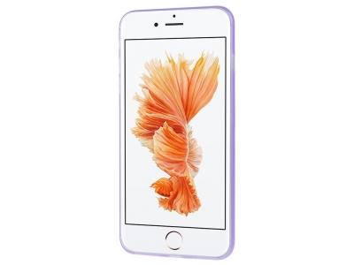 Пластмасов Гръб Matte за iPhone 8 Plus / 7 Plus, Лилав