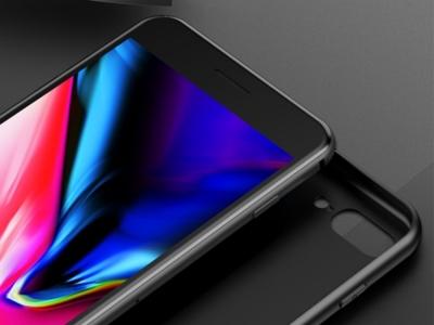 Стъклен гръб Glass за Xiaomi Redmi Note 9, Син-Черен
