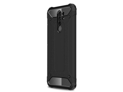 Удароустойчив гръб Armor за Xiaomi Redmi 9, Черен