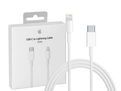 Оригинален кабел APPLE USB-C to Lightning 1m  MK0X2AM/A - MQGJ2ZM/A retail packaging