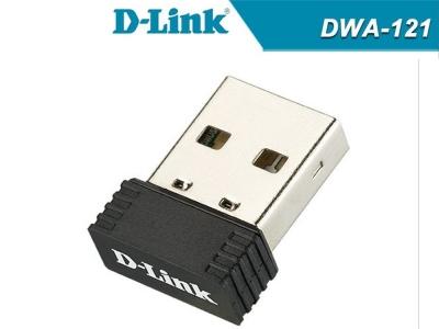 Безжичен адаптер D-Link Wireless N 150 Micro USB Adapter, WiFi, USB 2.0