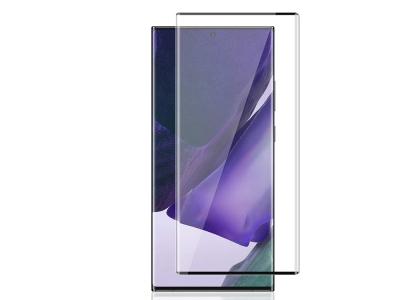 Удароустойчив Протектор 6D Nano Full за Samsung Galaxy Note 20, Черен