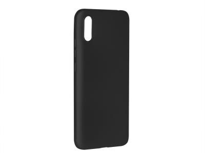 Силиконов Гръб Level за Xiaomi Redmi 9A, Черен
