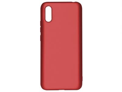 Силиконов Гръб Level за Xiaomi Redmi 9A, Червен