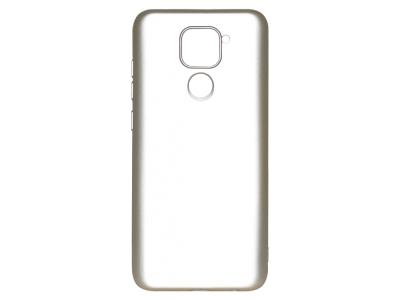 Силиконов калъф Level за Xiaomi Redmi Note 9, Златист