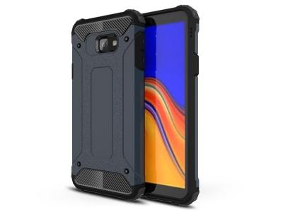 Удароустойчив калъф Armor за Samsung Galaxy J4 Core, Тъмно син