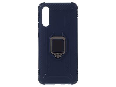 Удароустойчив калъф Kickstand за Samsung Galaxy A70/A70s, Син