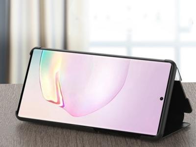 Калъф Тефтер View Flip за Samsung Galaxy Note 20, Черен