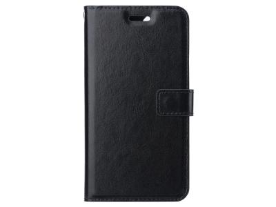 Калъф тефтер Crazy Horse за Samsung Galaxy Note 20 Ultra, Черен