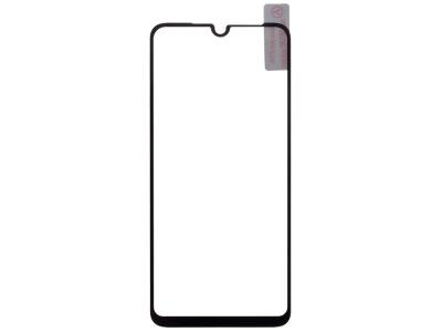 Стъклен Протектор 5D Full Glue за Motorola One Macro, Черен