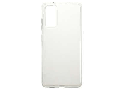 Силиконов Гръб за Samsung Galaxy S20 FE/S20 Fan Edition, Прозрачен