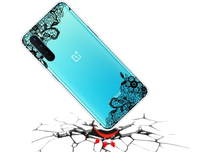 Силиконов калъф OnePlus Nord, Флорални мотиви
