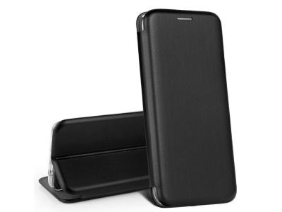 Калъф Тефтер ELEGANCE за Samsung Galaxy A50, Черен