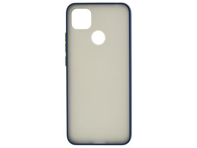 Удароустойчив Гръб Bumper за Xiaomi Redmi 9C, Син