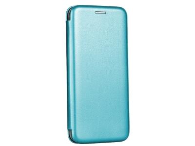 Калъф Тефтер ELEGANCE за Samsung Galaxy S9 Plus G965, Светло син