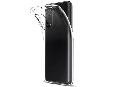 Силиконов гръб 0.5mm за Xiaomi Mi 10T / Mi 10T Pro, Прозрачен