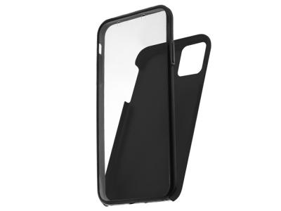 360 Градуса Калъф за  iPhone 12 Pro Max, Черен