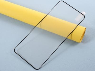 Стъклен Проектор Full Glue 5D за Xiaomi Mi 10T 5G/10T Pro 5G, Черен