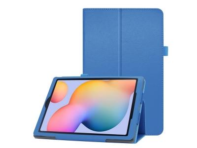 Калъф Тефтер за Таблет Samsung Galaxy Tab S6 Lite, Син
