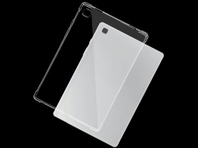 Силиконов гръб Shockproof  за таблет Samsung Galaxy Tab A7 10.4 (2020), Прозрачен