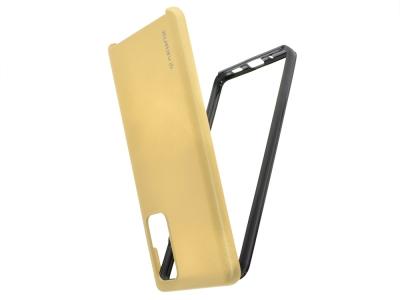360 Градуса Калъф за Samsung Galaxy S20 FE, Златист