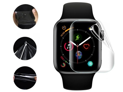 Хидрогел за apple watch 5 (44 mm) (small 2mm) - активна част