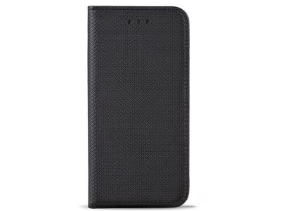 Калъф Тефтер Smart Book за Nokia 2.4, Черен