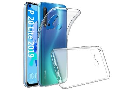 Силиконов калъф 0.5mm за Huawei P20 Lite (2019), Прозрачен