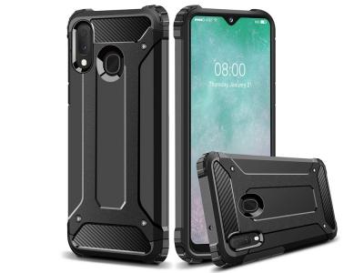 Удароустойчив калъф Armor за Samsung Galaxy A20e, Черен