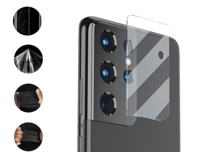 Хидрогел за камера на Samsung Galaxy S21 Ultra