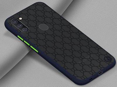 Удароустойчив калъф PINWUYO за Samsung Galaxy A11, Син