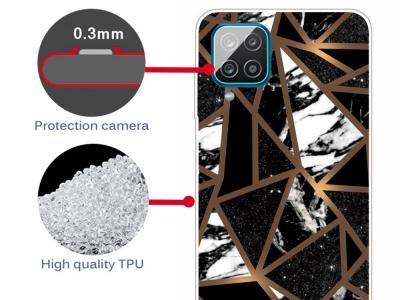 Силиконов калъф за Samsung Galaxy A12, Style L
