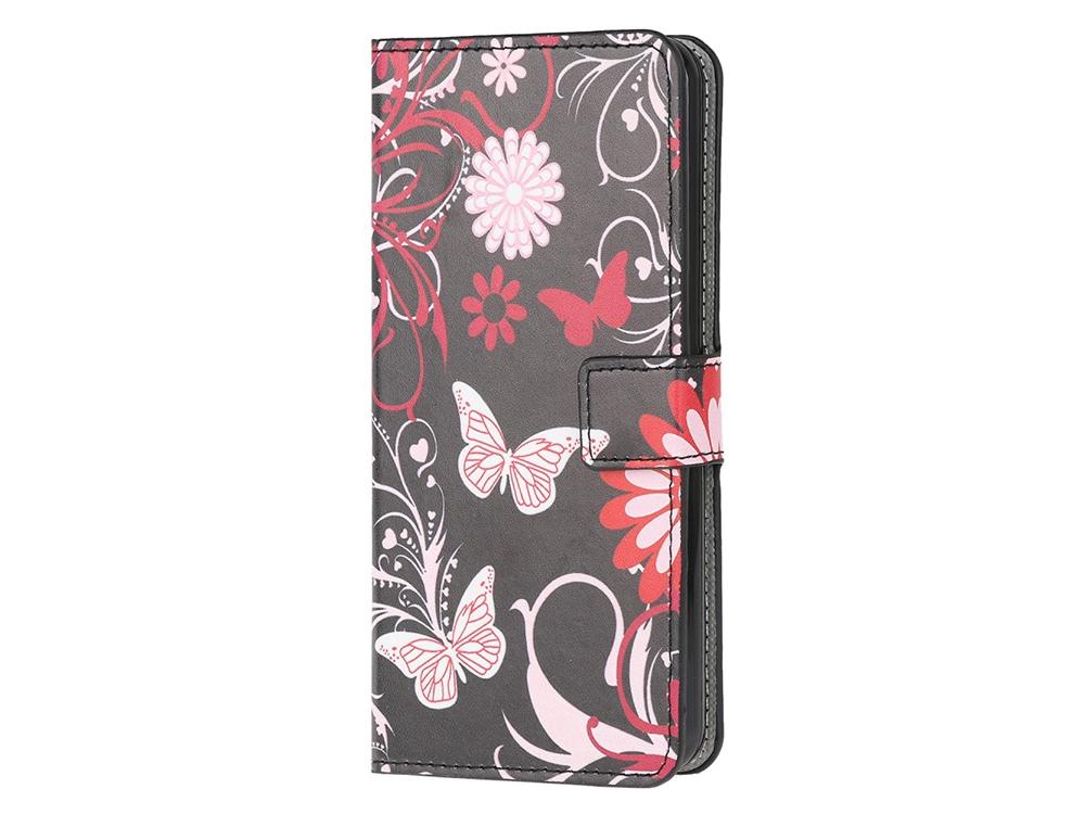 Калъф Тефтер за Xiaomi Poco X3 NFC / Poco X3, Пеперуди