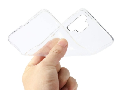 Силиконов калъф за Samsung Galaxy A32 (5G), Прозрачен