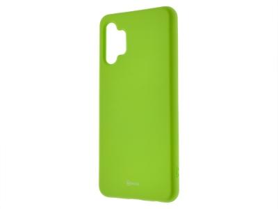 Силиконов калъф Roar Colorful за Samsung Galaxy A32 (5G), Лайм