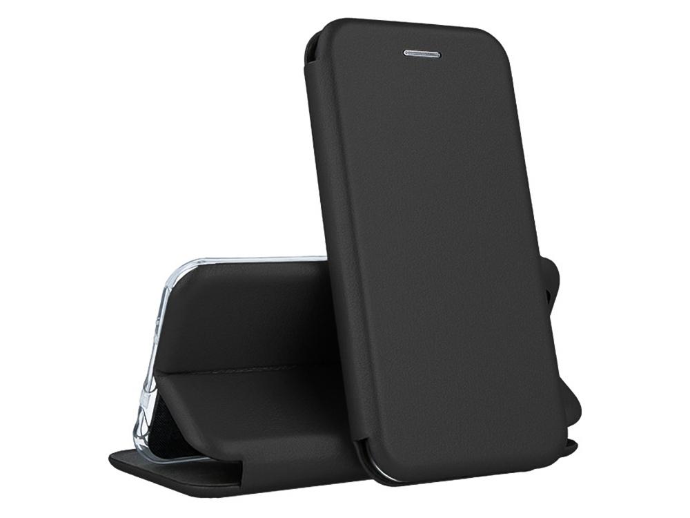 Калъф Тефтер ELEGANCE за Samsung Galaxy A32 (5G), Черен