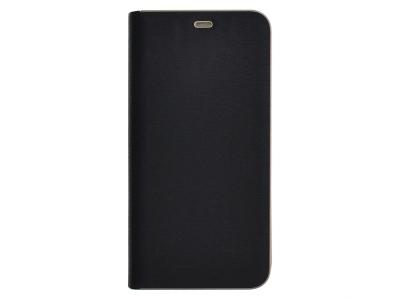 Калъф Тефтер LUNA за Samsung Galaxy A52 (5G) / A52 LTE (4G), Черен