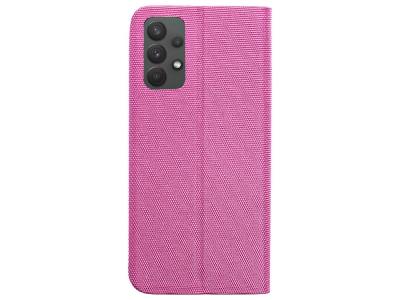 Калъф Тефтер SENSITIVE за Samsung Galaxy A32 LTE (4G), Розов
