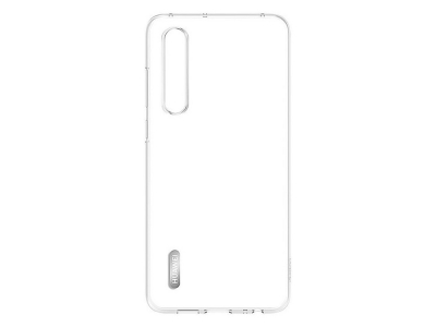 Оригинален пластмасов Гръб за Huawei P30, Прозрачен
