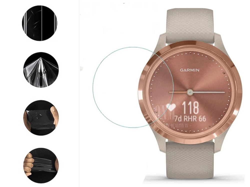 Хидрогел за часовник Garmin Vivomove 3/3s