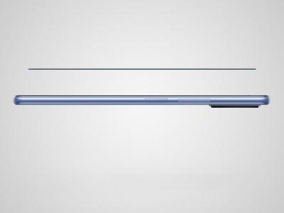 Стъклен Протектор Full Glue 5D за Xiaomi MI 11 lite, Черен